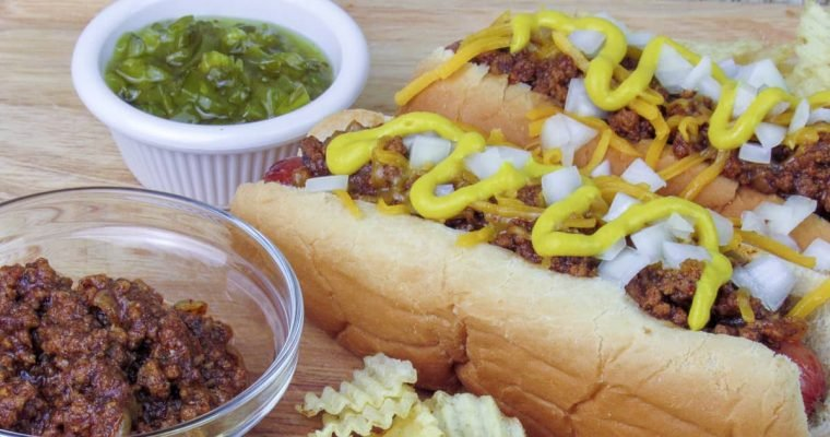 Hot Dog Chili Sauce Recipe