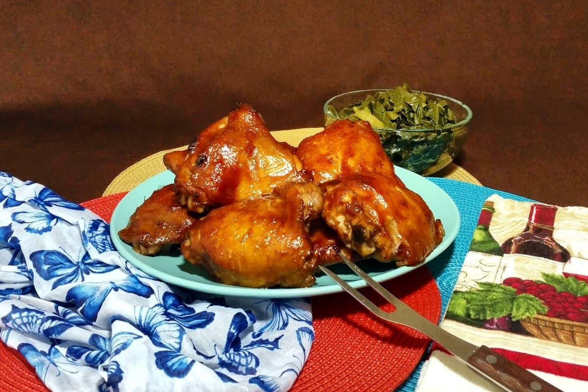 Sous Vide BBQ Chicken Recipe