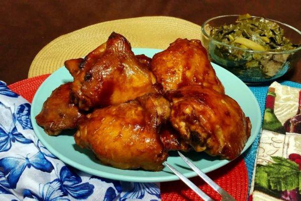 Sous Vide BBQ Chicken